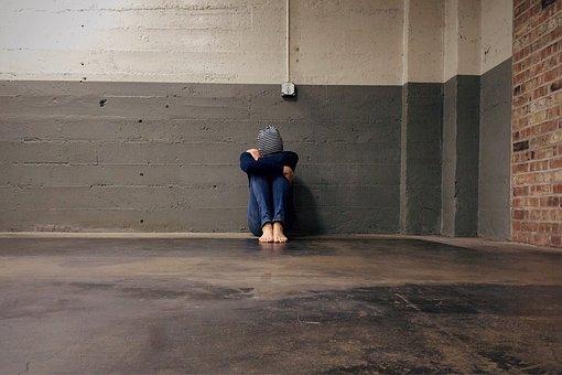 人, ホームレス, いじめ, 非表示, だけで, 悲しみ, 男性, 絶望
