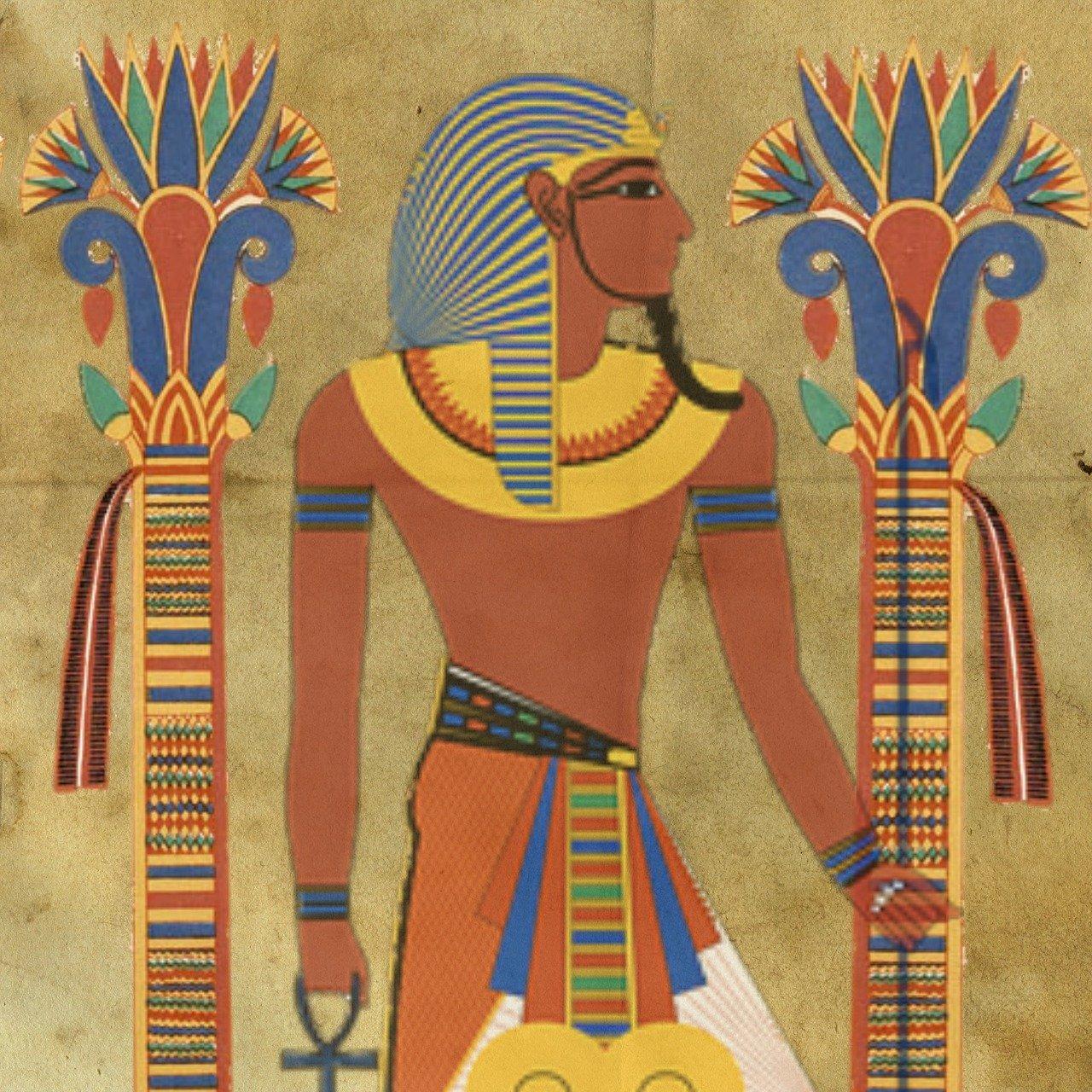 египет картинки фараон умеют