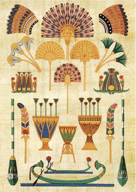 egyptian paper papyrus  u00b7 free image on pixabay
