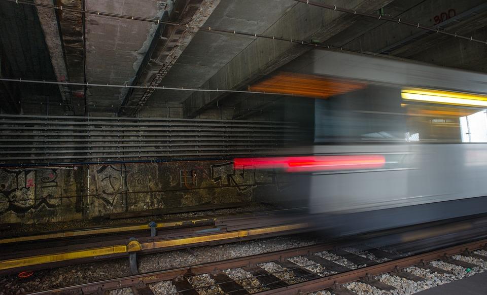 Metros vienen, metros van