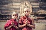 boy, monks, i pray
