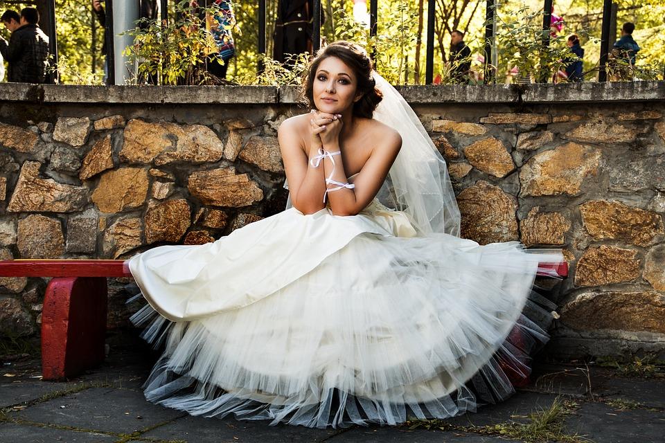 Braut Weißes Kleid Hochzeit · Kostenloses Foto auf Pixabay