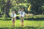 boy, scout, scouting
