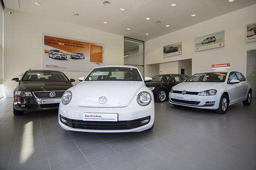 Volkswagen, Concessionnaire