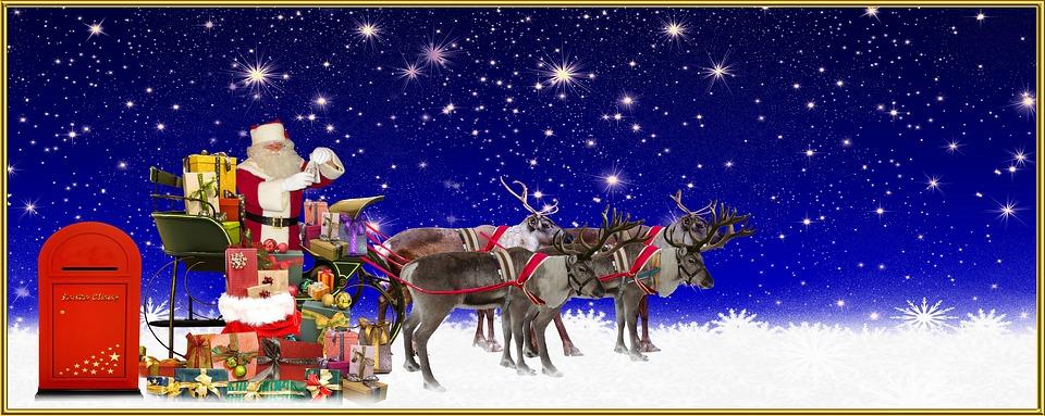 Christmas Wishes Post , Free image on Pixabay