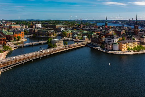 Stockholm pixabey picture