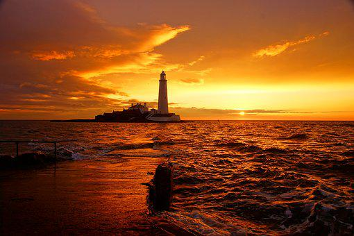 Lighthouse, St Marys Lighthouse