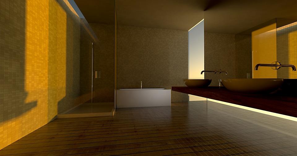 Badezimmer Galerie Sonnenuntergang · Kostenloses Bild auf Pixabay