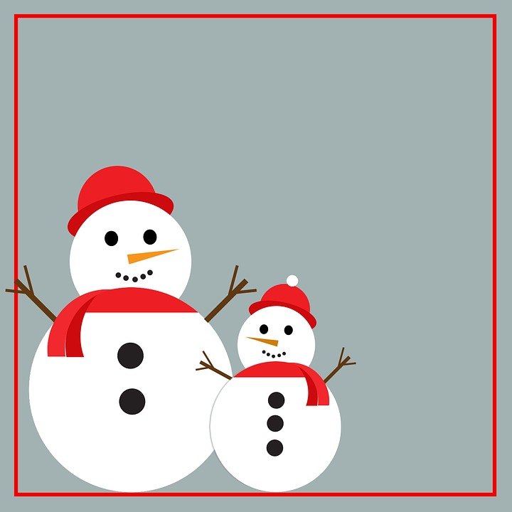 snowman snow cold 183 free image on pixabay