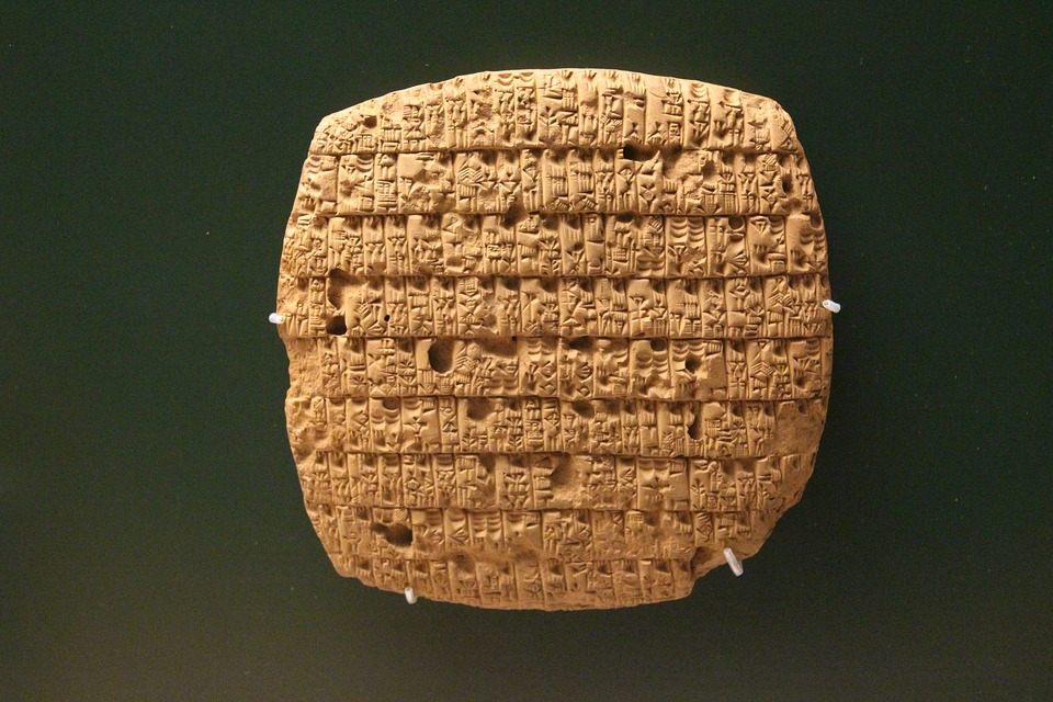 Antica, Sumerian, Assira, Mesopotamia, Storia, Iraq