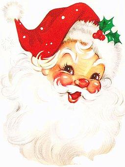 santa claus christmas parties joy - Santa Claus Christmas Pictures