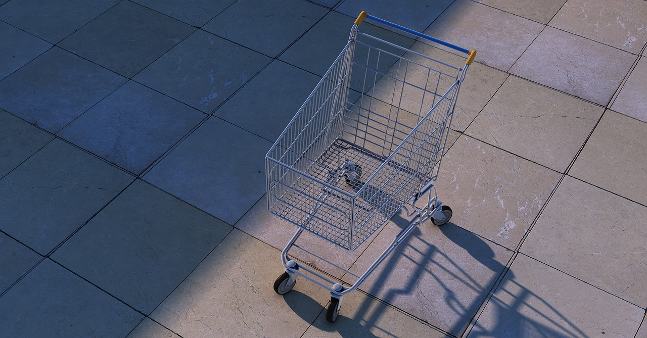 are shopping carts old news essay