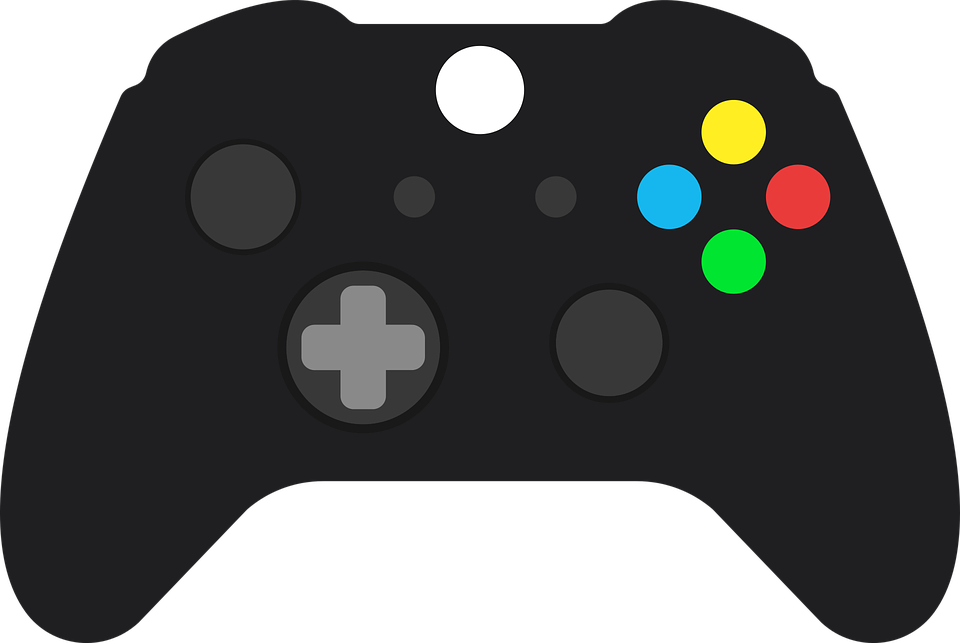 Controller, Gamepad, Xbox, Video Games, Computer Game