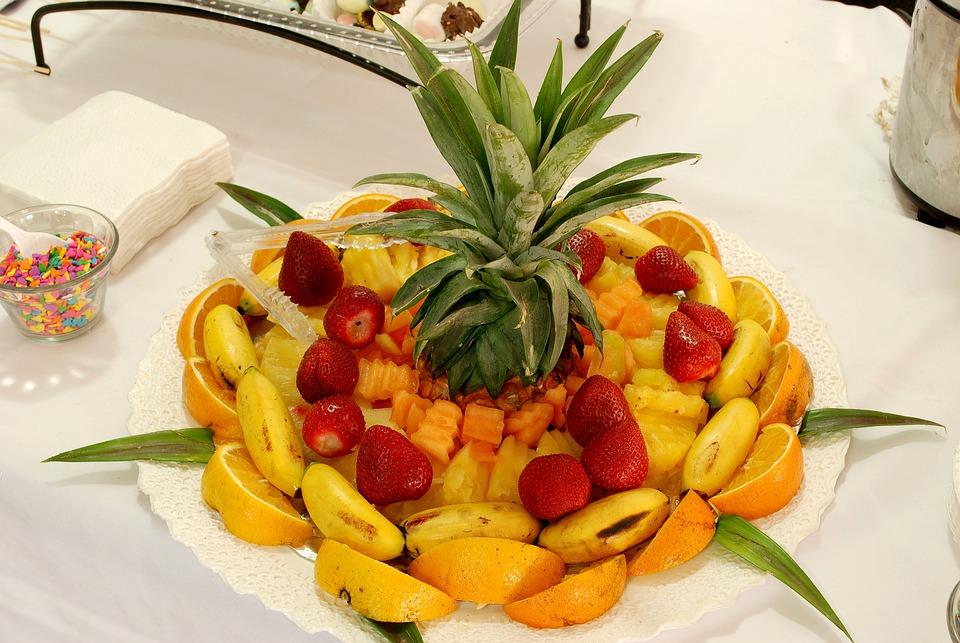 Fruta Coctel De Frutas Centro Foto Gratis En Pixabay - Centros-de-mesa-de-frutas