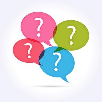 Pregunta, Burbujas De Discurso, Discurso