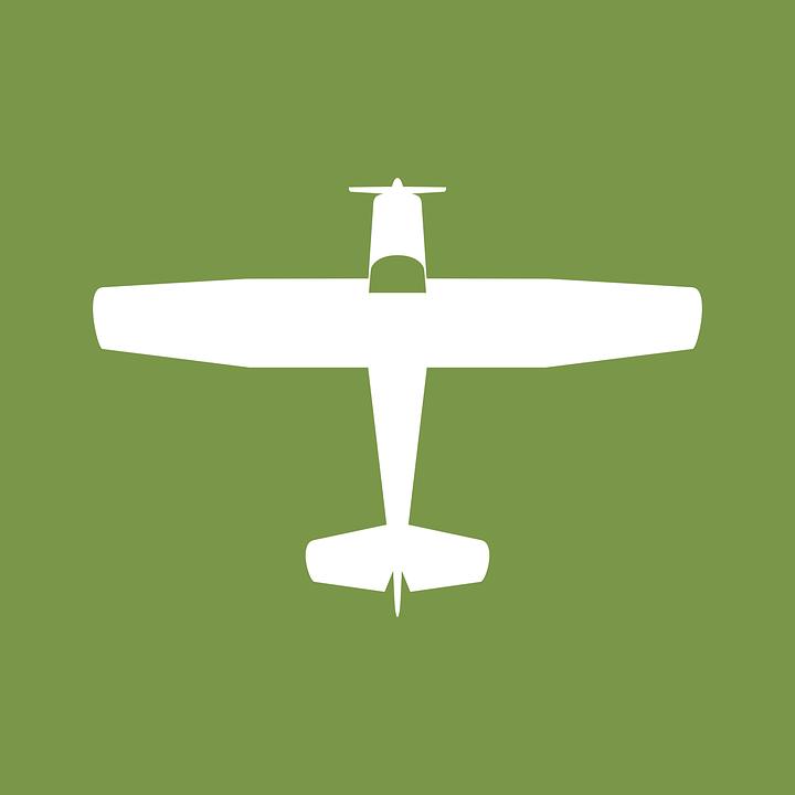 Pesawat Udara Cessna Ikon Gambar Vektor Gratis Di Pixabay