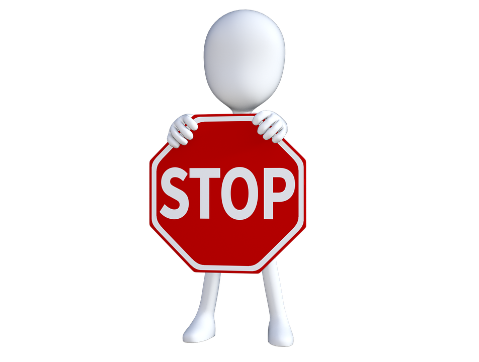 stop process business free image on pixabay