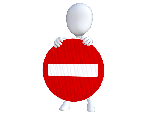 no entry stop business  u00b7 free image on pixabay