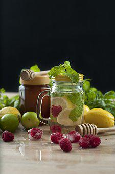 Infuse Your Water With Fruits or Herbs