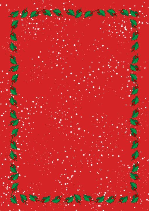 Plantilla Invierno Navidad · Imagen gratis en Pixabay