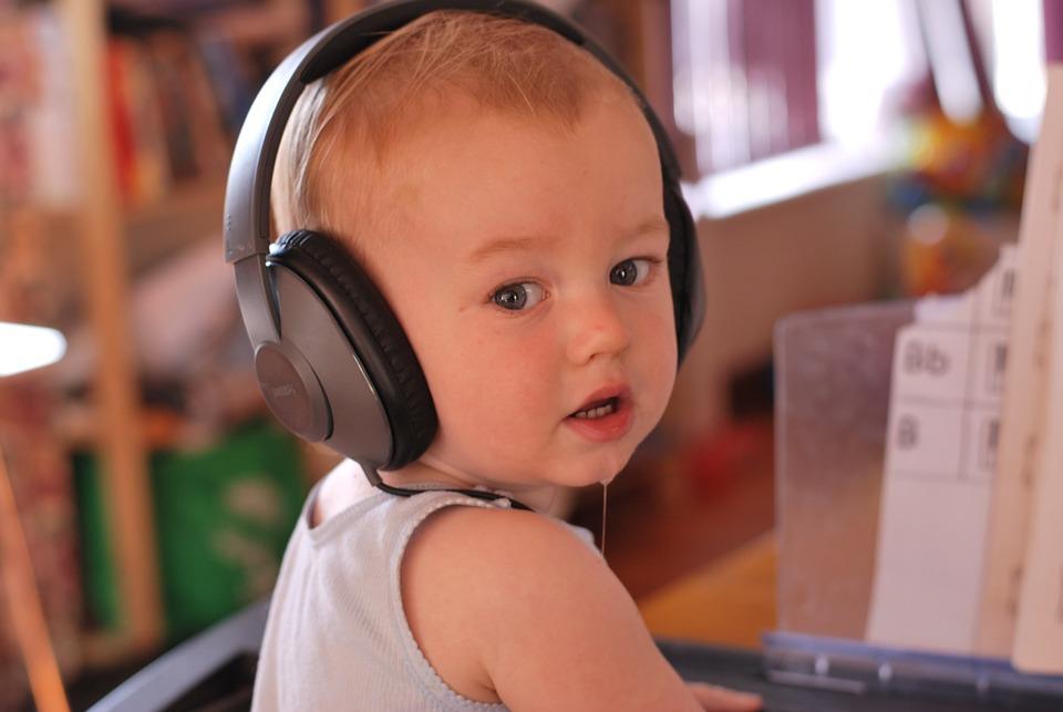 Music, Toddler, Baby, Child, Instrument, Preschool