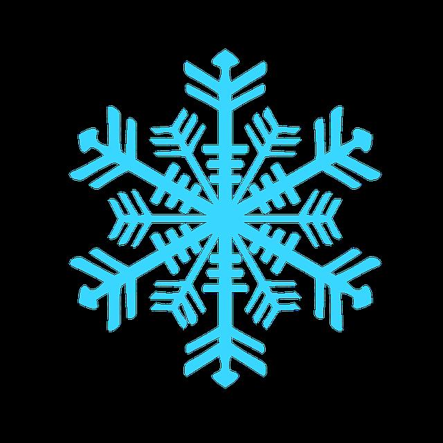 free illustration bow snowflake snow ice winter. Black Bedroom Furniture Sets. Home Design Ideas