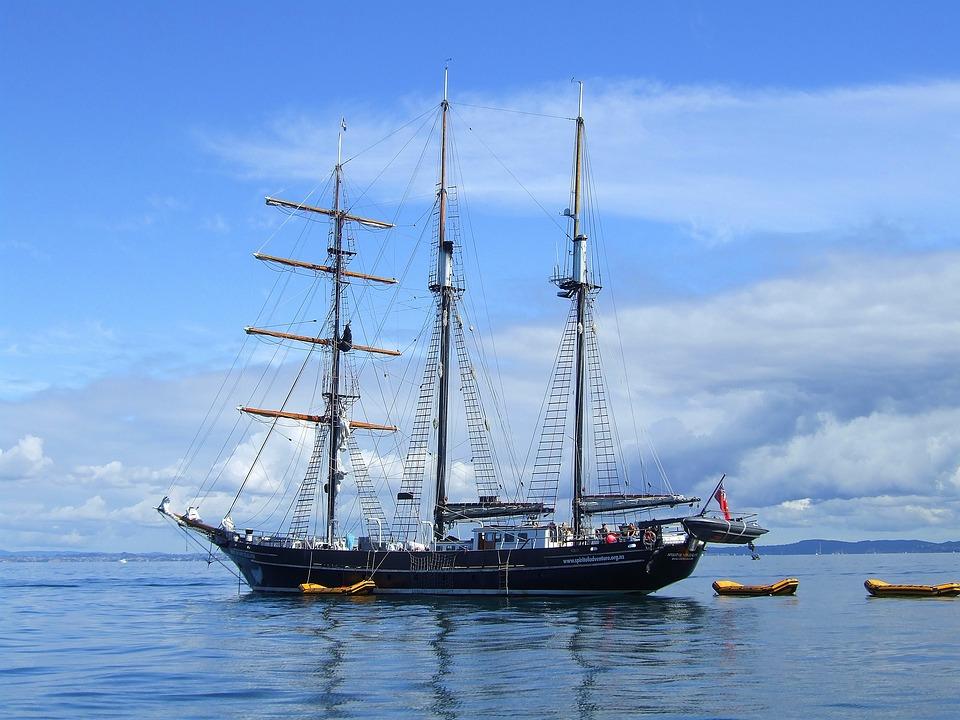 Ilmaisen valokuvan: Uusi Seelanti, Pitkä Alus, Vesi - Ilmainen kuva Pixabayssa - 1832286