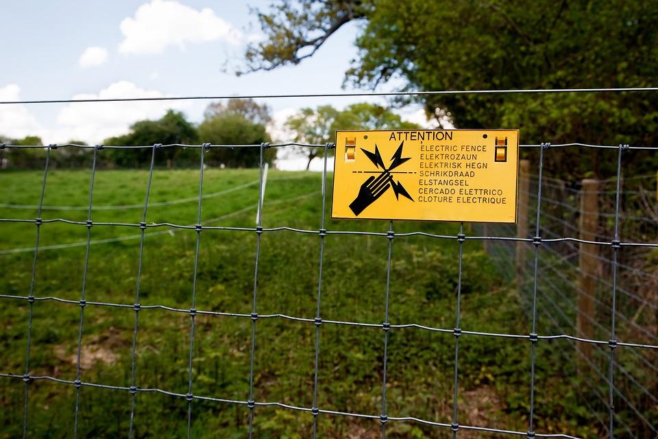 Elektrozaun Feld Gras · Kostenloses Foto auf Pixabay
