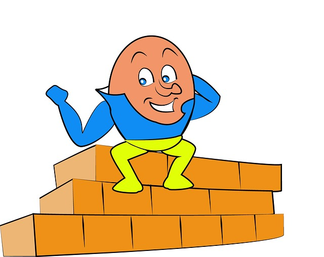 Humpty Dumpty Cartoon 183 Free Image On Pixabay