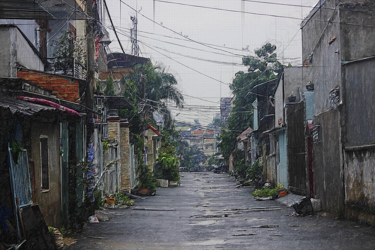 гетто картинки улиц