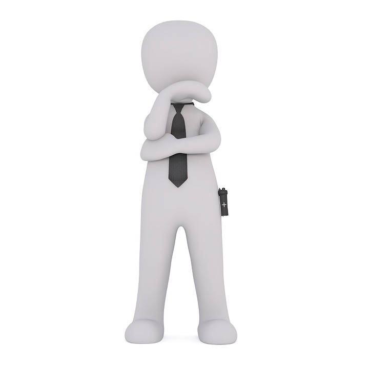 free photo white male 3d model isolated 3d free