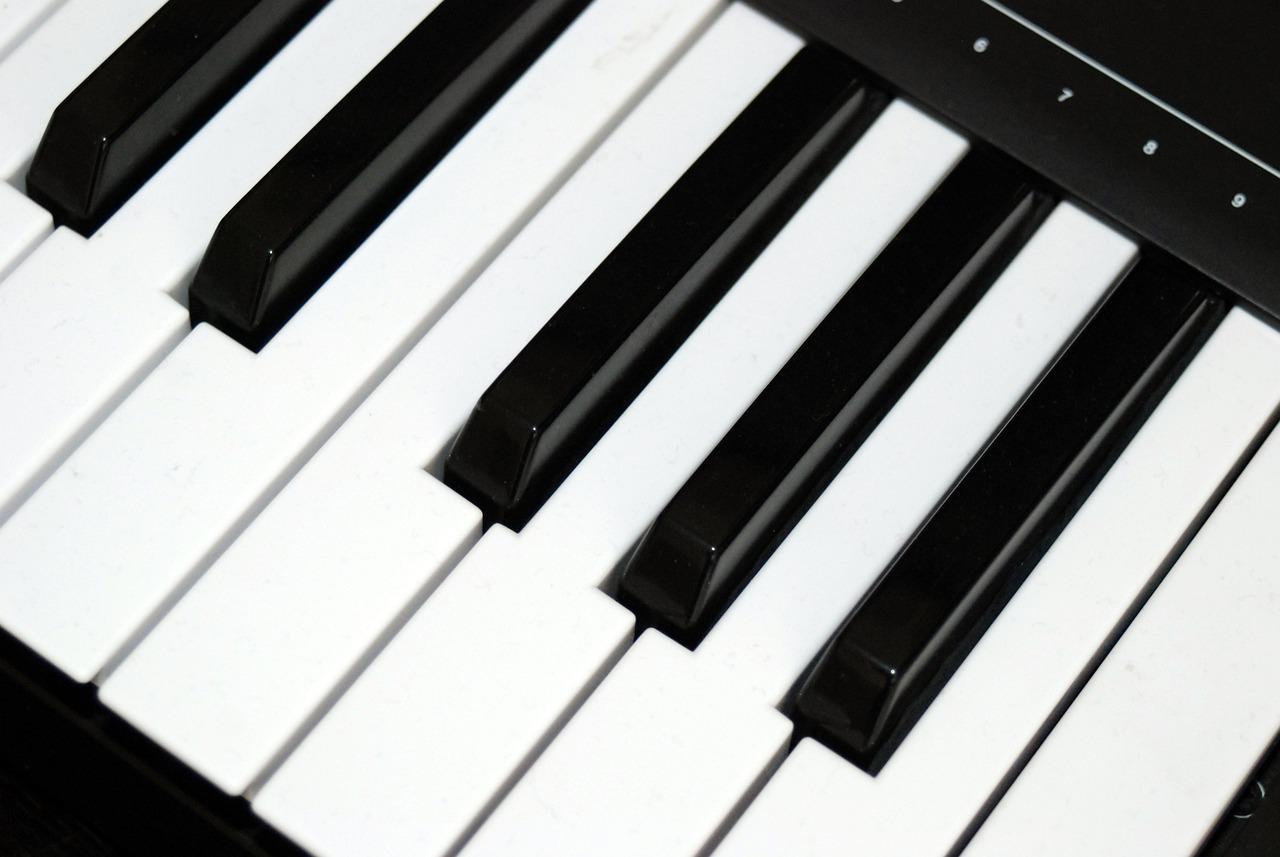 картинка клавиши фортепиано этом месте