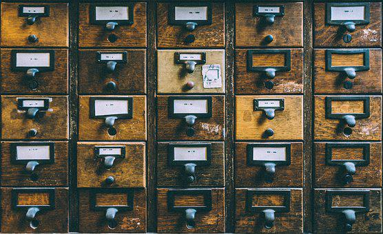 Boxes, Drawers, Mailboxes