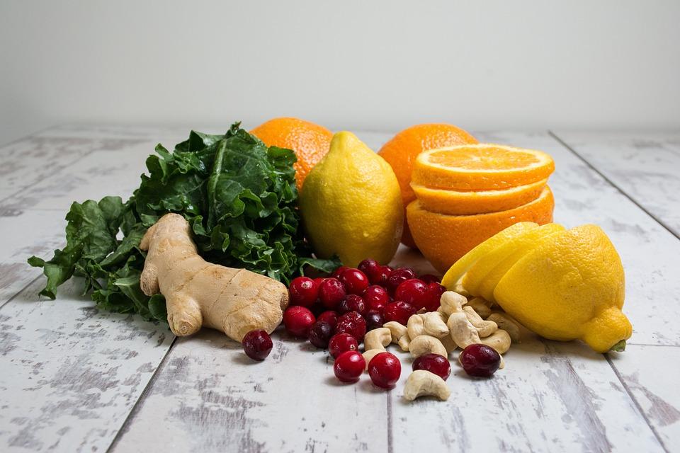 Cibo, Frutti, Ingredienti, Limoni, Arance