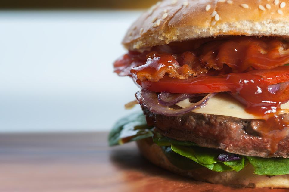 Burger, Close-Up, Fast Food, Food, Food Photography