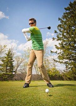 Game, Golf, Golf Ball, Golf Club, Golfer