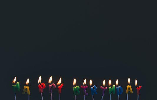 300 Free Birthday Candles Images