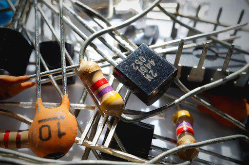 Capacitor, Components