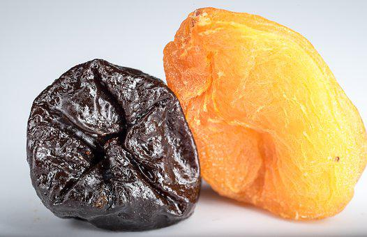 Dried Apricots, Prunes, Dried Fruits