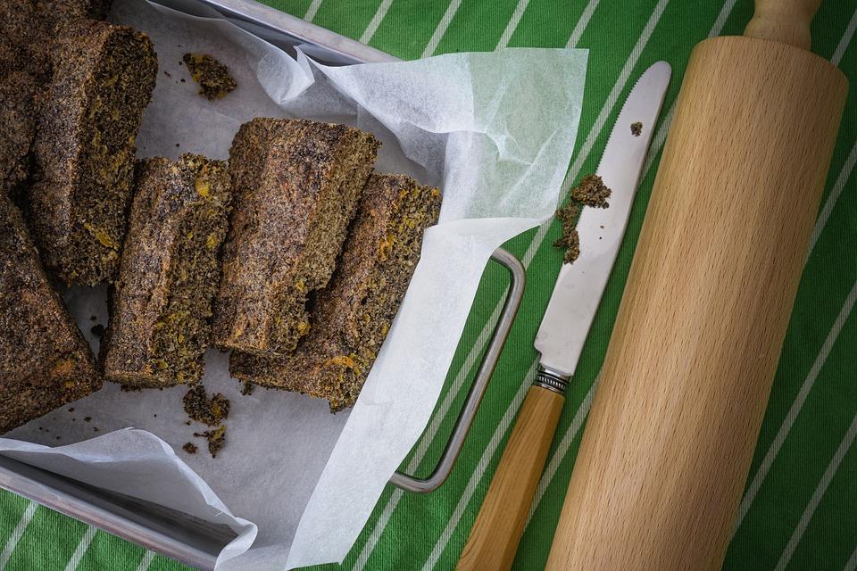 Backen Kuchen Chiasamen Kostenloses Foto Auf Pixabay
