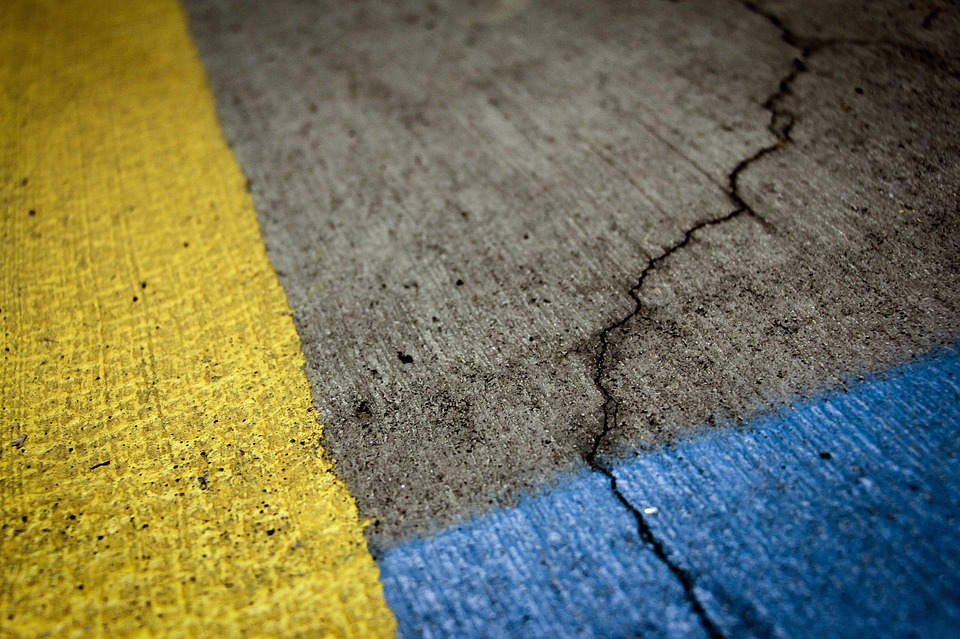 Asphalt, Close-Up, Paint, Road