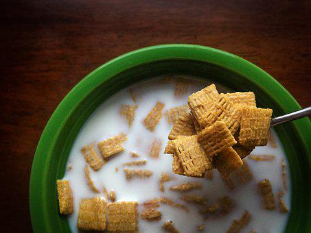 Bowl, Breakfast, Cereal, Cereal Bowl