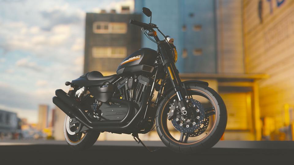 motorcycle tranporting