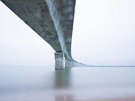Arcos, Arquitectura, Puente, Columnas