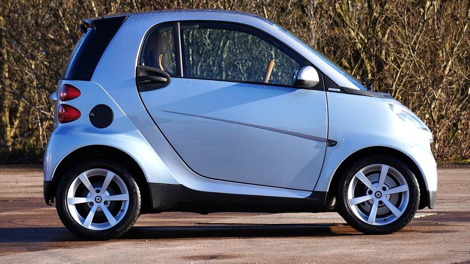 Auto Smart Kostenloses Foto Auf Pixabay