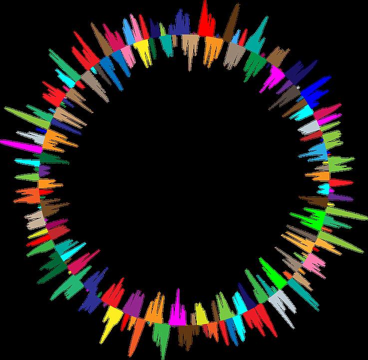 sound wave waveform free vector graphic on pixabay rh pixabay com
