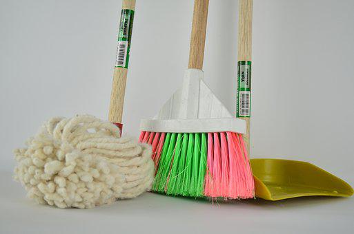 Broom Ragpicker Mop Picker Toilet Cleaning