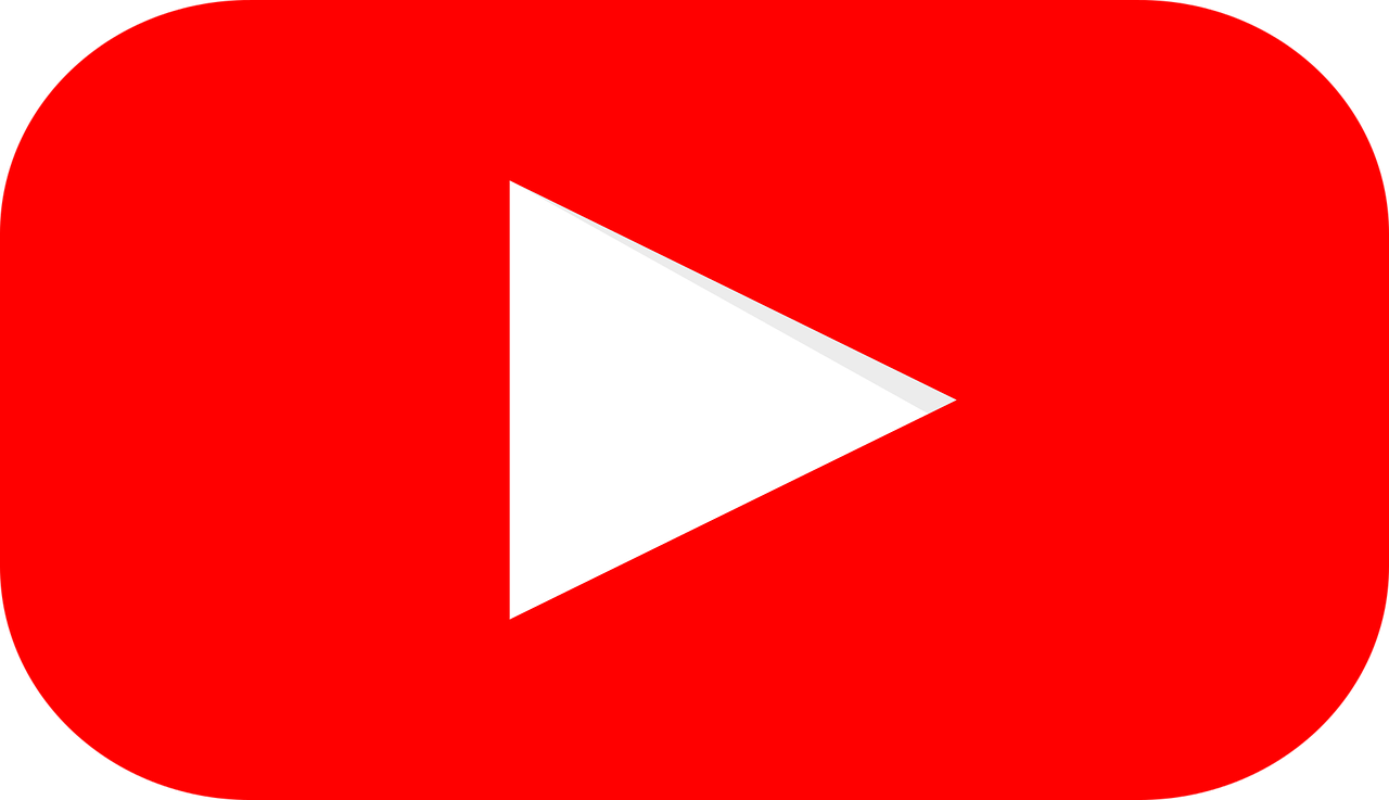Youtube Logo Graphic - Free vector graphic on Pixabay