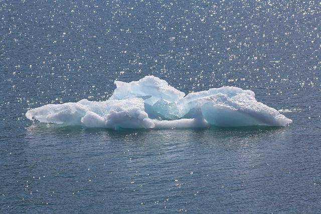 Ice Floe Sea Arctic - Free photo on Pixabay