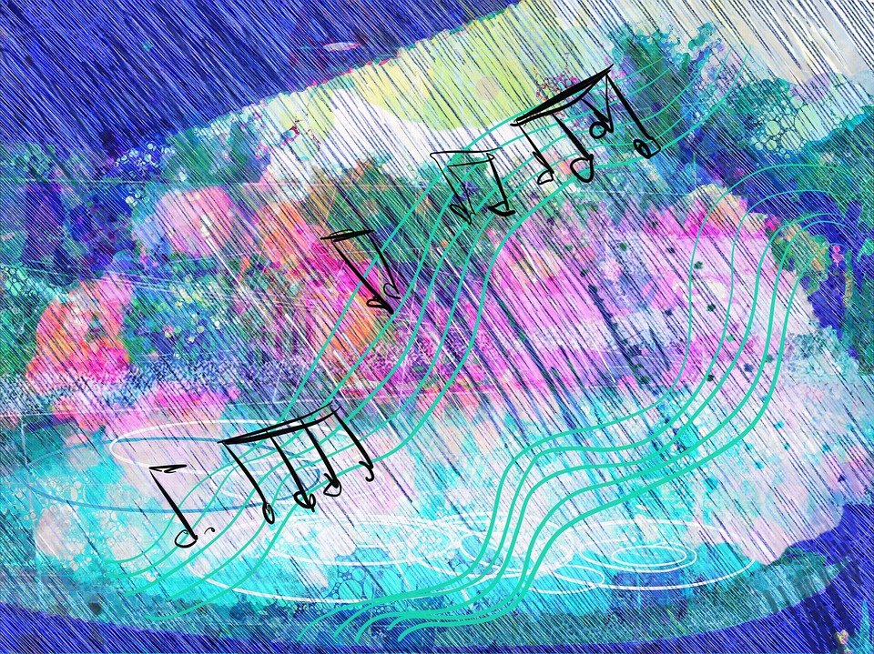 free photo  collage  music  painting  sketch - free image on pixabay